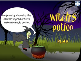 Witch's potion